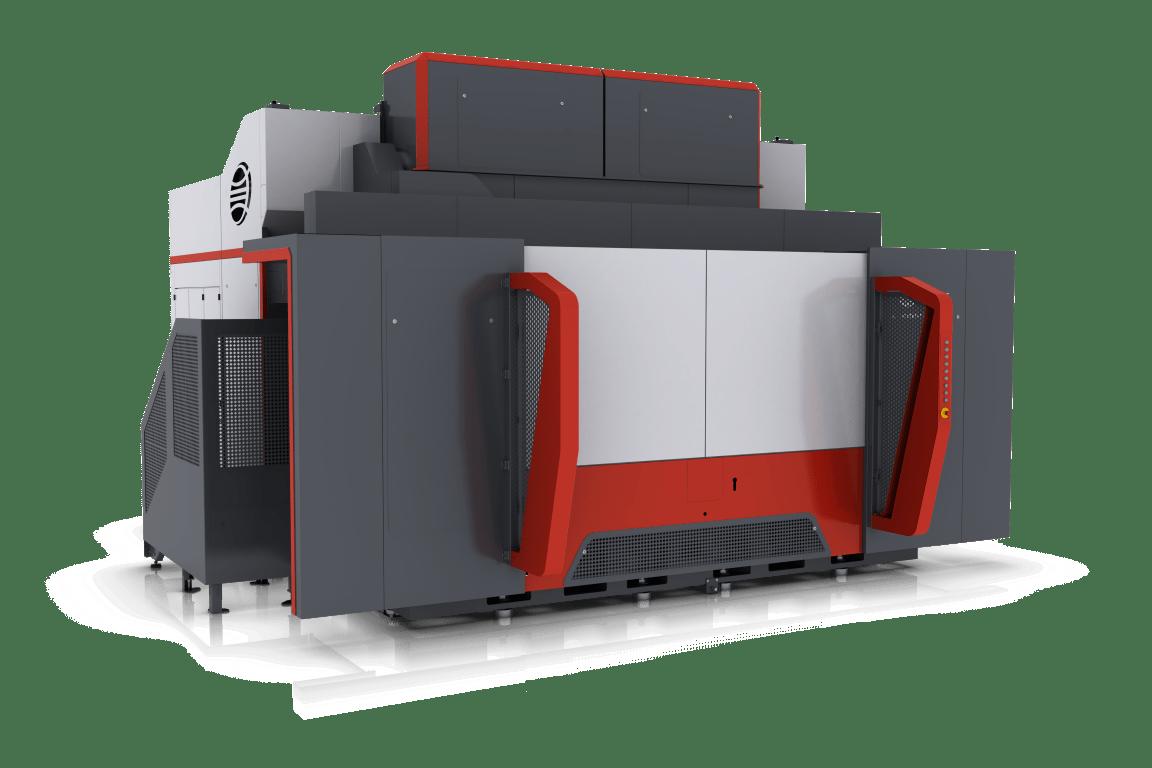 Centre usinage horizontal METEOR TS900V