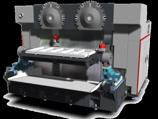 Centre usinage horizontal METEOR 3000