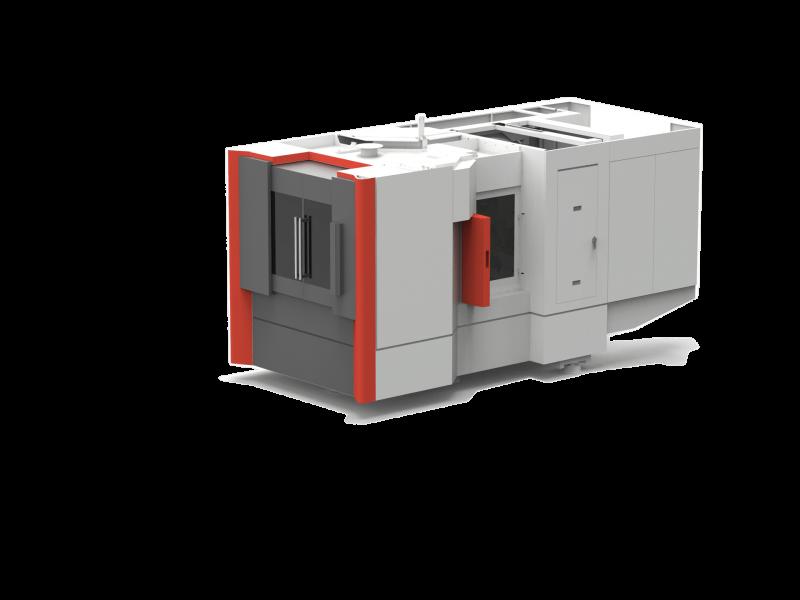 Centre usinage horizontal METEOR 500B